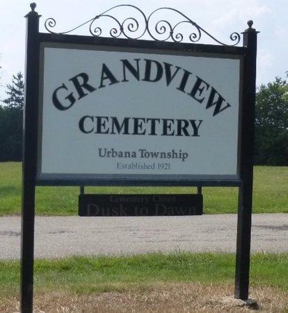 BALLINGER, ERIKA - Champaign County, Ohio   ERIKA BALLINGER - Ohio Gravestone Photos