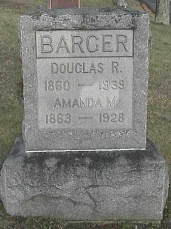 BARGER, DOUGLAS R. - Champaign County, Ohio | DOUGLAS R. BARGER - Ohio Gravestone Photos