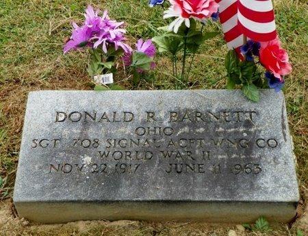 BARNETT, DONALD R. - Champaign County, Ohio | DONALD R. BARNETT - Ohio Gravestone Photos