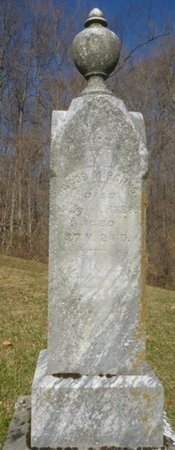 BARNS, JACOB M - Champaign County, Ohio | JACOB M BARNS - Ohio Gravestone Photos