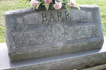 BARR, LUCY JANE - Champaign County, Ohio   LUCY JANE BARR - Ohio Gravestone Photos