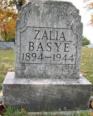 BASYE, ZALIA RUTH - Champaign County, Ohio | ZALIA RUTH BASYE - Ohio Gravestone Photos