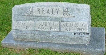 BEATY, MAUD IRENE - Champaign County, Ohio | MAUD IRENE BEATY - Ohio Gravestone Photos