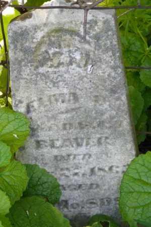 BEAVER, ELMA - Champaign County, Ohio | ELMA BEAVER - Ohio Gravestone Photos