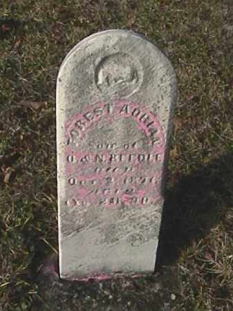 BEDELL, FOREST ADRIAN - Champaign County, Ohio   FOREST ADRIAN BEDELL - Ohio Gravestone Photos