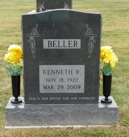 BELLER, KENNETH R. - Champaign County, Ohio | KENNETH R. BELLER - Ohio Gravestone Photos