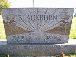 BLACKBURN, BERNICE S. - Champaign County, Ohio | BERNICE S. BLACKBURN - Ohio Gravestone Photos