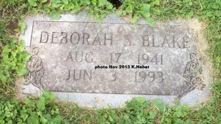 DOWDELL BLAKE, DEBORAH - Champaign County, Ohio | DEBORAH DOWDELL BLAKE - Ohio Gravestone Photos