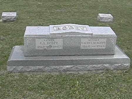 BODEY, RACHEL M. - Champaign County, Ohio | RACHEL M. BODEY - Ohio Gravestone Photos