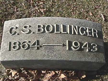 BOLLINGER, CHARLES SAMUEL - Champaign County, Ohio | CHARLES SAMUEL BOLLINGER - Ohio Gravestone Photos