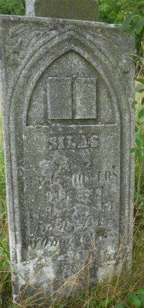 BOWERS, SILAS - Champaign County, Ohio | SILAS BOWERS - Ohio Gravestone Photos