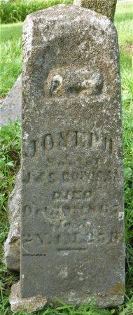 BOWMAN, JOSEPH - Champaign County, Ohio | JOSEPH BOWMAN - Ohio Gravestone Photos
