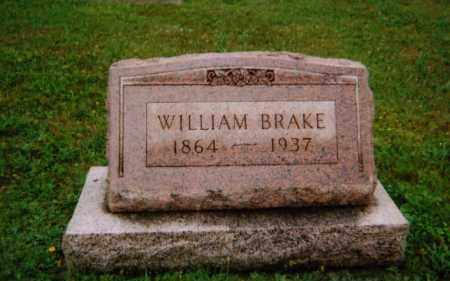 BRAKE, WILLIAM - Champaign County, Ohio | WILLIAM BRAKE - Ohio Gravestone Photos