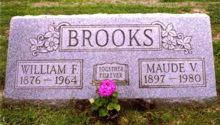 BROOKS, WILLIAM - Champaign County, Ohio | WILLIAM BROOKS - Ohio Gravestone Photos