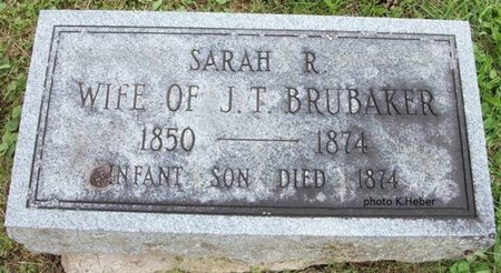 BRUBAKER, INFANT SON - Champaign County, Ohio | INFANT SON BRUBAKER - Ohio Gravestone Photos