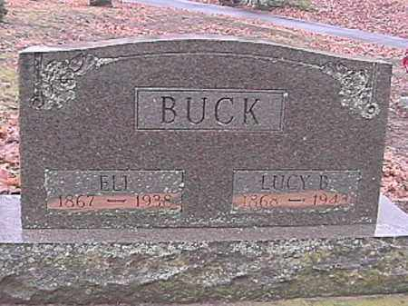 BUCK, ELI - Champaign County, Ohio | ELI BUCK - Ohio Gravestone Photos