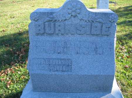 BURNSIDE, LIBBIE - Champaign County, Ohio | LIBBIE BURNSIDE - Ohio Gravestone Photos