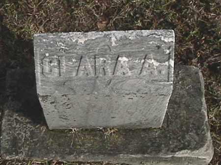 BUROKER, CLARA A. - Champaign County, Ohio | CLARA A. BUROKER - Ohio Gravestone Photos