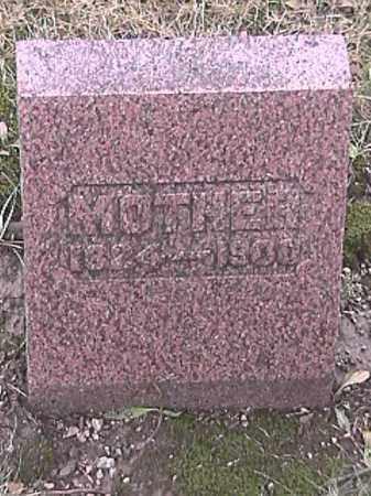 BUROKER, CATHERINE SNAPP - Champaign County, Ohio | CATHERINE SNAPP BUROKER - Ohio Gravestone Photos