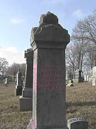 BUROKER, DANIEL - Champaign County, Ohio | DANIEL BUROKER - Ohio Gravestone Photos