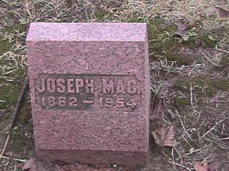 BUROKER, JOSEPH MACLELLAN - Champaign County, Ohio | JOSEPH MACLELLAN BUROKER - Ohio Gravestone Photos
