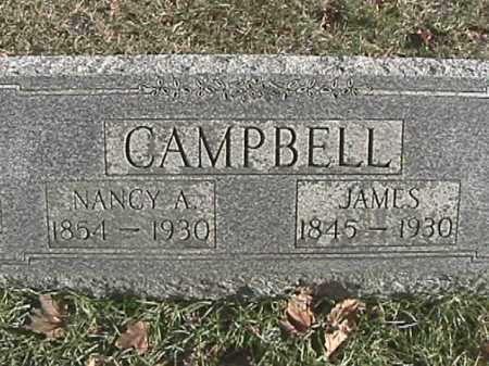 CAMPBELL, JAMES - Champaign County, Ohio | JAMES CAMPBELL - Ohio Gravestone Photos