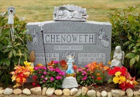 CHENOWETH, DOROTHY L. - Champaign County, Ohio | DOROTHY L. CHENOWETH - Ohio Gravestone Photos