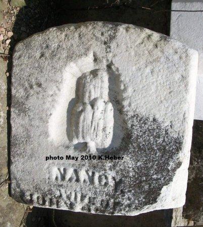 CLARK, NANCY JANE - Champaign County, Ohio | NANCY JANE CLARK - Ohio Gravestone Photos