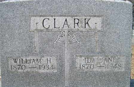 CLARK, WILLIAM H. - Champaign County, Ohio | WILLIAM H. CLARK - Ohio Gravestone Photos
