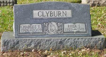 CLYBURN, CHARLES T. - Champaign County, Ohio | CHARLES T. CLYBURN - Ohio Gravestone Photos