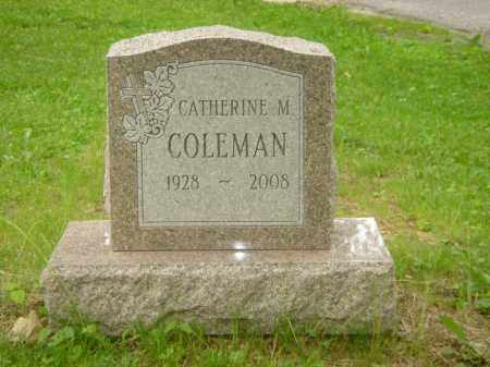 "JONES COLEMAN, CATHERINE M. ""KATE"" - Champaign County, Ohio 