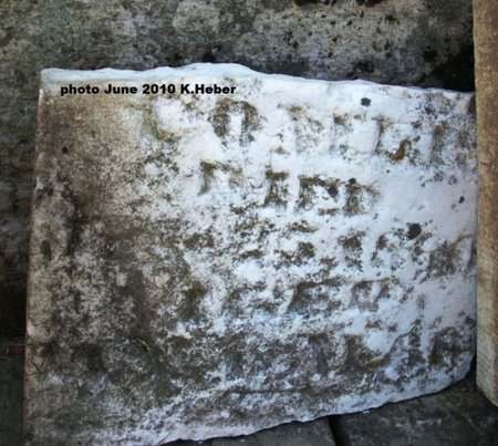 COMER, UNKNOWN - Champaign County, Ohio | UNKNOWN COMER - Ohio Gravestone Photos