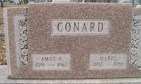 CONARD, MABEL - Champaign County, Ohio | MABEL CONARD - Ohio Gravestone Photos