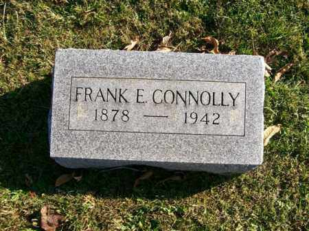 CONNOLLY, FRANK E - Champaign County, Ohio | FRANK E CONNOLLY - Ohio Gravestone Photos
