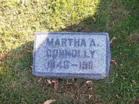 CONNOLLY, MARTHA - Champaign County, Ohio | MARTHA CONNOLLY - Ohio Gravestone Photos