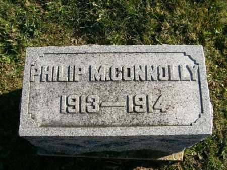 CONNOLLY, PHILIP M - Champaign County, Ohio | PHILIP M CONNOLLY - Ohio Gravestone Photos