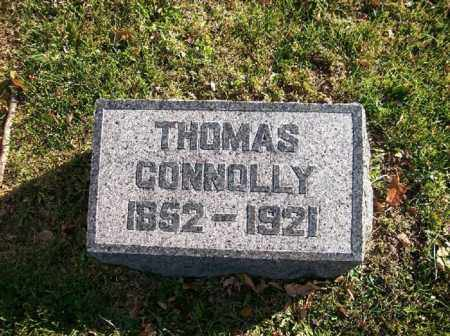 CONNOLLY, THOMAS - Champaign County, Ohio | THOMAS CONNOLLY - Ohio Gravestone Photos