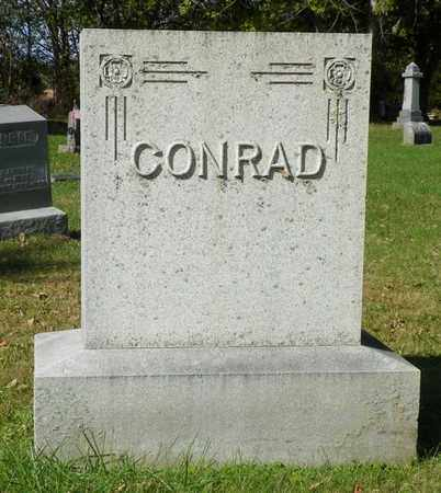 CONRAD, HOWARD W. - Champaign County, Ohio | HOWARD W. CONRAD - Ohio Gravestone Photos