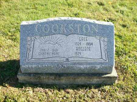 COOKSTON, ANGLENE - Champaign County, Ohio | ANGLENE COOKSTON - Ohio Gravestone Photos