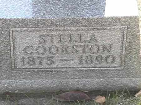 COOKSTON, STELLA M. - Champaign County, Ohio | STELLA M. COOKSTON - Ohio Gravestone Photos
