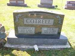 COTRELL, CLARENCE E. - Champaign County, Ohio | CLARENCE E. COTRELL - Ohio Gravestone Photos