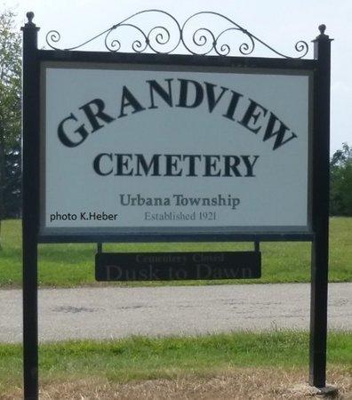 BAKER CRAIG, MARY - Champaign County, Ohio   MARY BAKER CRAIG - Ohio Gravestone Photos