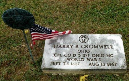 CROMWELL, HARRY R. - Champaign County, Ohio   HARRY R. CROMWELL - Ohio Gravestone Photos