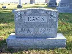 DAVIS, HARRY L - Champaign County, Ohio | HARRY L DAVIS - Ohio Gravestone Photos