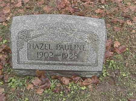 DEATON, HAZEL PAULINE PENCE - Champaign County, Ohio | HAZEL PAULINE PENCE DEATON - Ohio Gravestone Photos