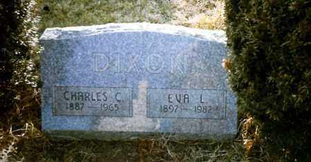 SPAIN DIXON, EVA L. - Champaign County, Ohio | EVA L. SPAIN DIXON - Ohio Gravestone Photos