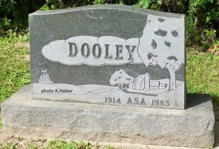 DOOLEY, ASA - Champaign County, Ohio | ASA DOOLEY - Ohio Gravestone Photos
