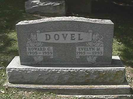 DOVEL, HOWARD C. - Champaign County, Ohio | HOWARD C. DOVEL - Ohio Gravestone Photos