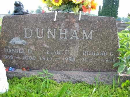DUNHAM, RICHARD GUY - Champaign County, Ohio | RICHARD GUY DUNHAM - Ohio Gravestone Photos
