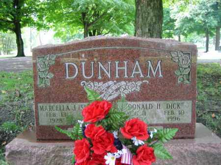 "DUNHAM, DONALD H. ""DICK"" - Champaign County, Ohio 